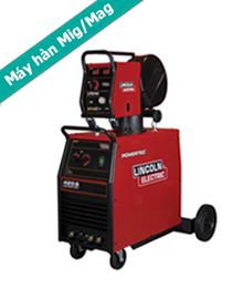 Mig Mag welding machine