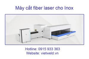 may cat fiber laser cho inox