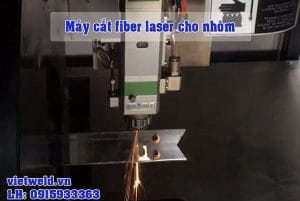 may cat fiber laser cho nhom