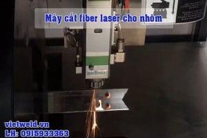 may cat fiber laser cho nhom